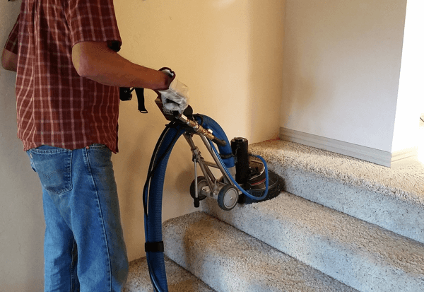 Mike's On The Spot Carpet Cleaning - Portfolio 3