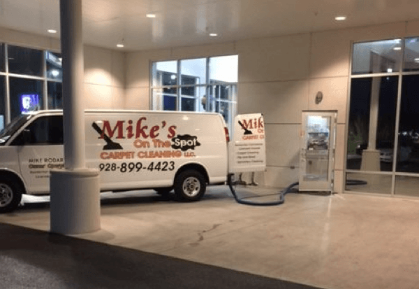 Mike's On The Spot Carpet Cleaning - Portfolio 1